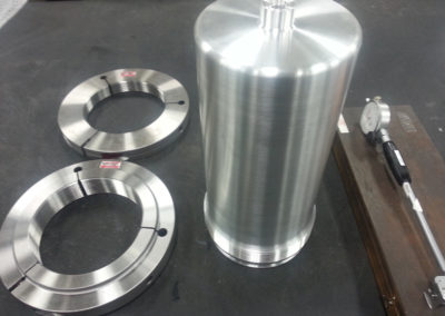 LBG Machining Part
